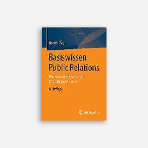 Basiswissen Public Relations