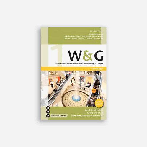 W&G 1 (Print inkl. eLehrmittel, Neuauflage)