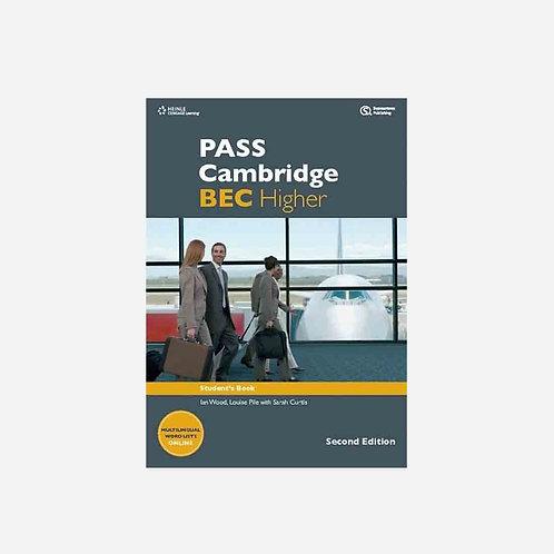 Pass Cambridge BEC Higher - Student's Book