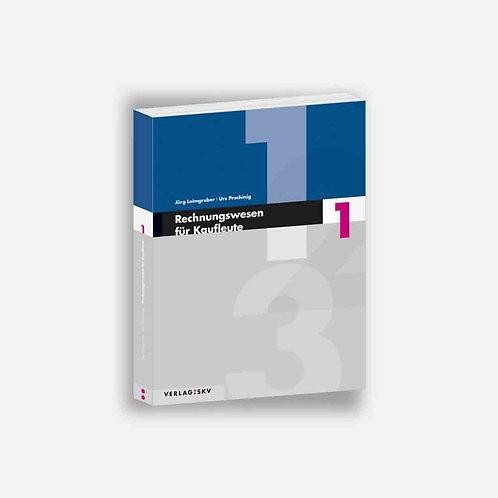 Rechnungswesen für Kaufleute 1 - Theorie und Aufgaben, Bundle inkl. PDF