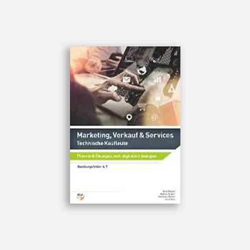 Marketing, Verkauf & Services - Technische Kaufleute