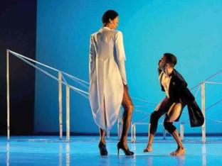 """La danza """"politica"""" di Frenak"""