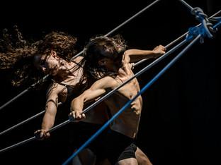 """""""A táncosok minden erejükkel tartják magukat, mint most a világ"""" – interjú Frenák Pállal"""