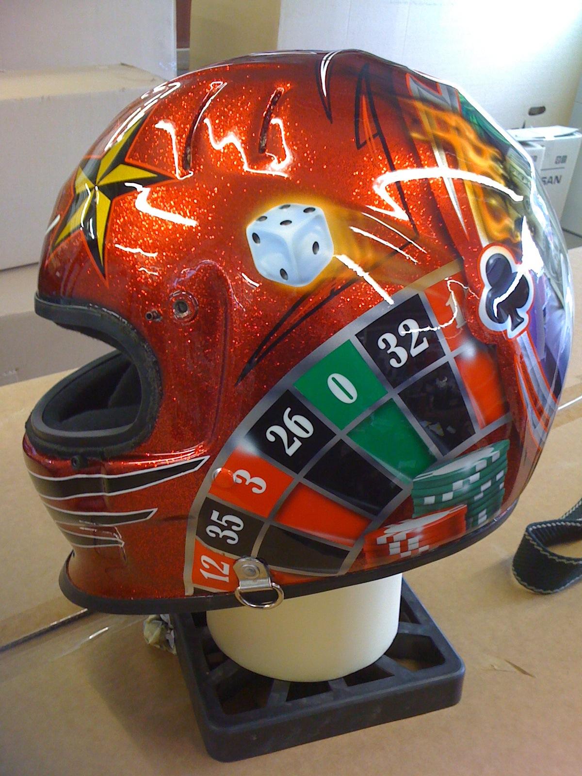 lucky them helmet