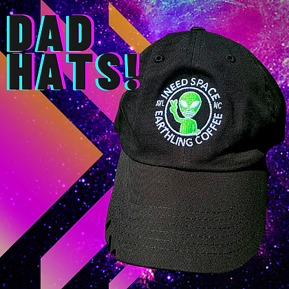 'I Need Space' Dad Hat