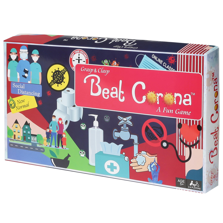 Beat Corona Board Game