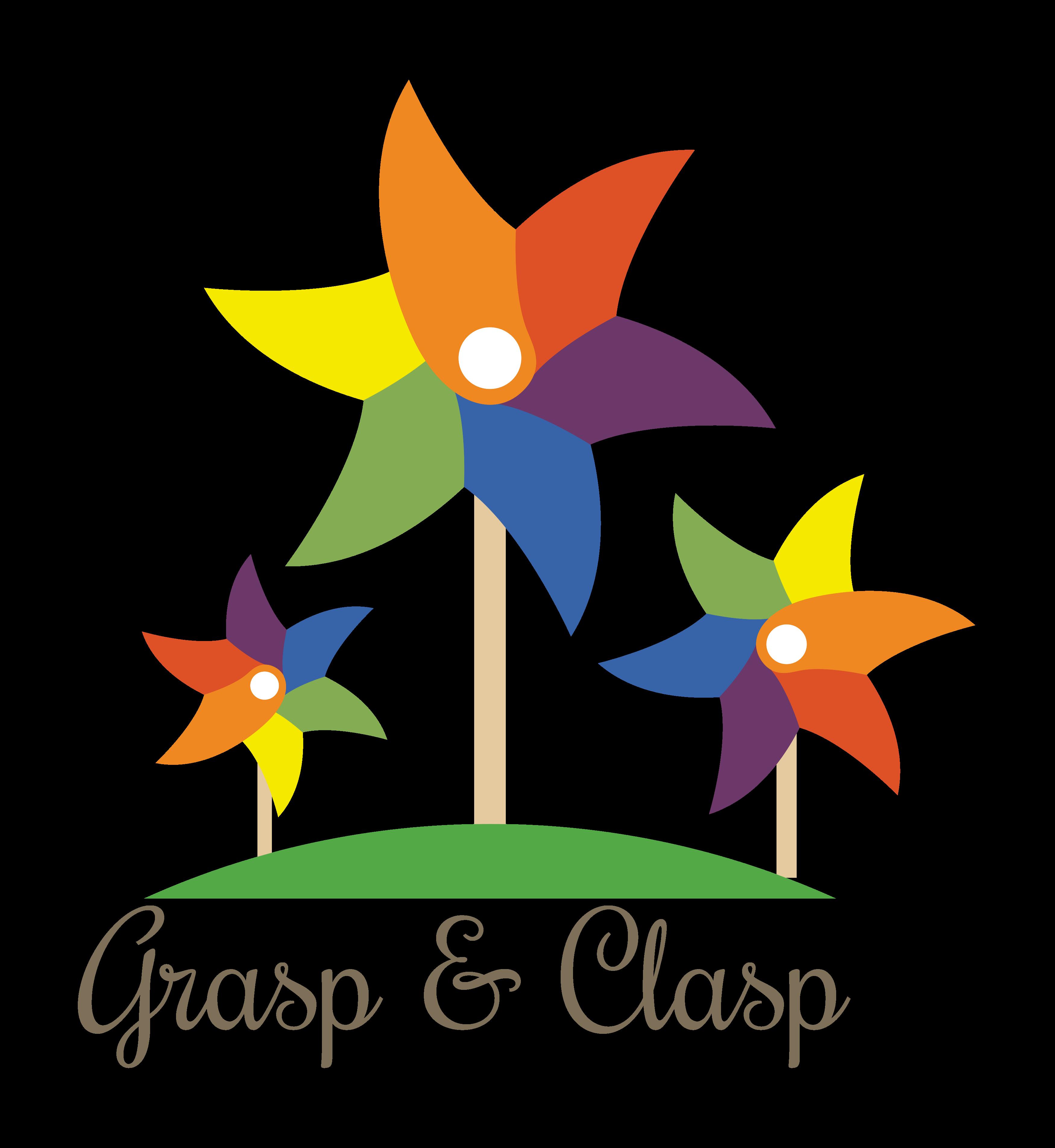Grasp & Clasp Logo