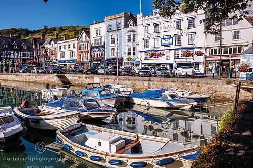 Dartmouth Boatfloat and Quay
