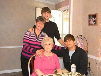 Pam Brossett Family