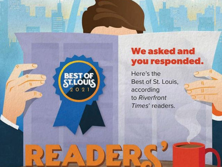 Saint Boogie Brass Band-BEST Local Artist & BEST Band Name  in 2021 Riverfront Times Readers Choice
