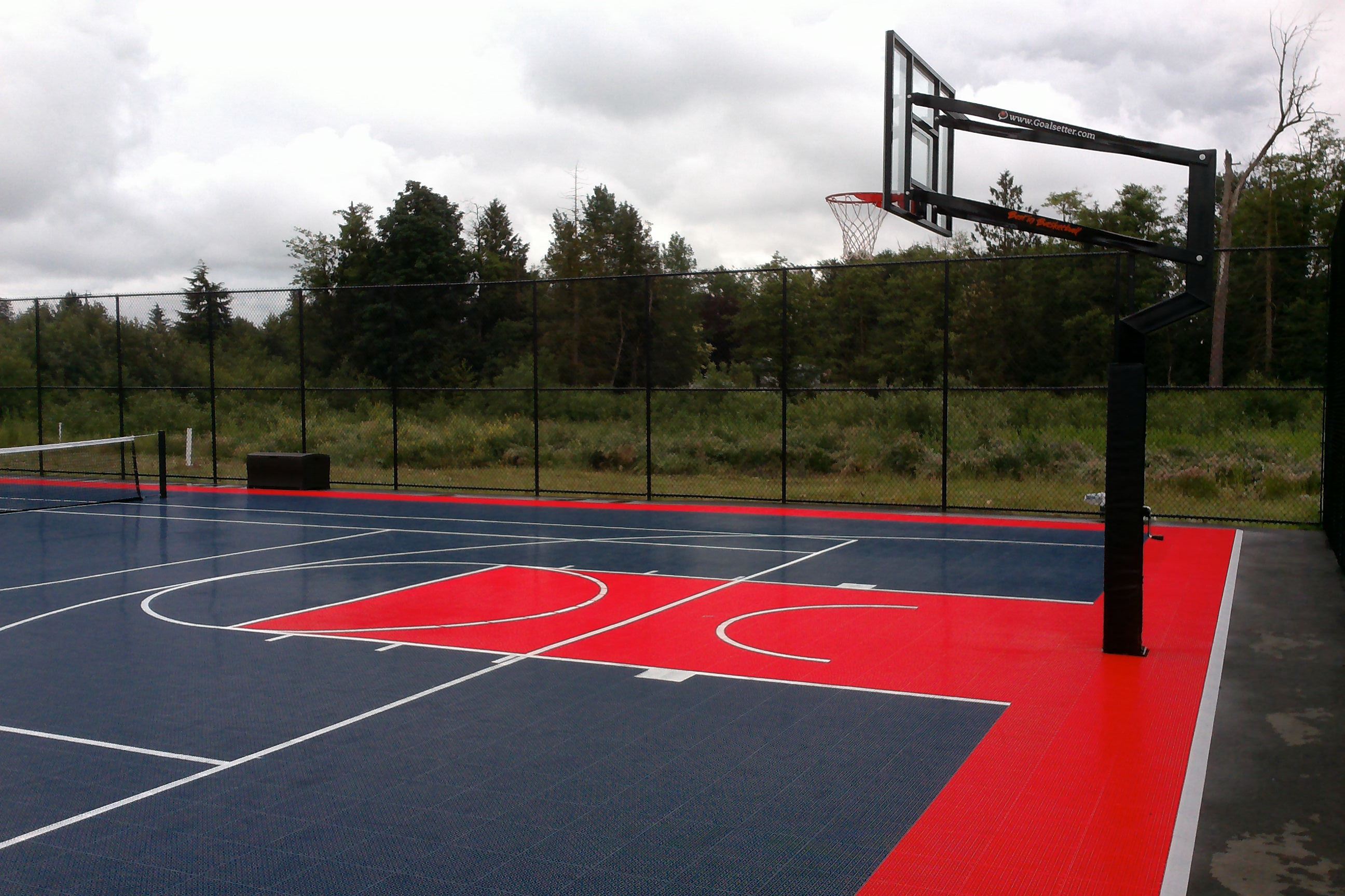 Viper Athletic Game Courts British Columbia