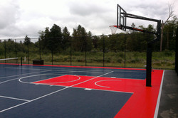 Full Court in Abbotsford
