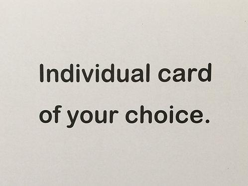 Individual Card