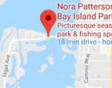 North Bridge Siesta Key and Pick Up Location for The Siesta Key Sea Turtle