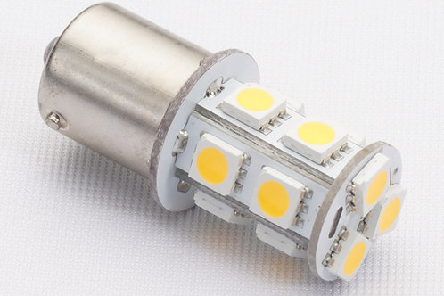 1156-13 - Single Bayonet - Warm or Cool White - Dimmable