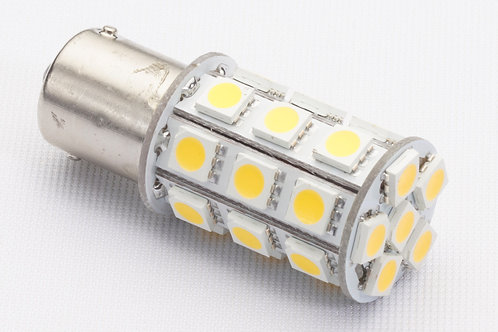 1157-27 Double Bayonet -Warm or Cool White - Dimmable