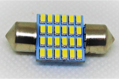 Festoon - 31mm 24 LEDs