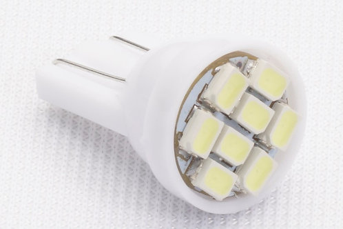 T10-8 Wedge Based LED - Cool White - Dimmable