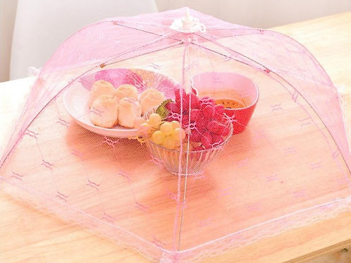 Set of 2 Pop-Up Mesh Food Screen Cover