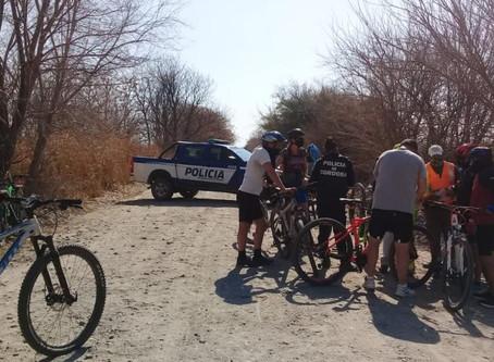 Ciclistas realizarán una protesta por multas recibidas y secuestro de bicicletas
