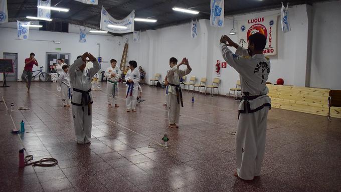 Aprender Taekwondo, una disciplina y una forma de vida