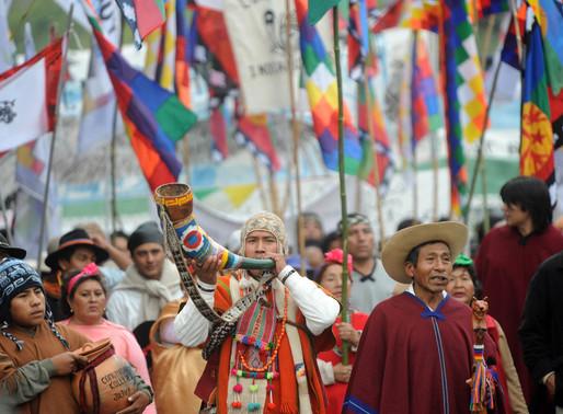 Efemérides9  de Agosto: Día Internacional de los Pueblos Originarios