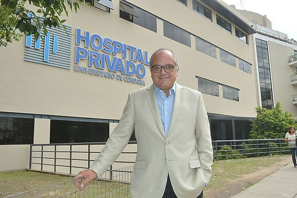 El director del Hospital Privado falleció de coronavirus
