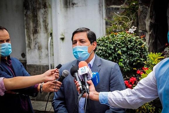 Ecuador, Arauz ganó los comicios generales pero irá a balotaje
