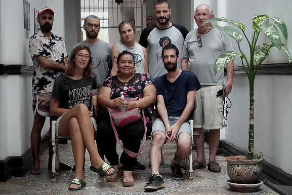 Cordobeses varados en Perú