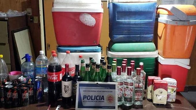 Casi 40 personas multadas por una fiesta clandestina en Pascanas