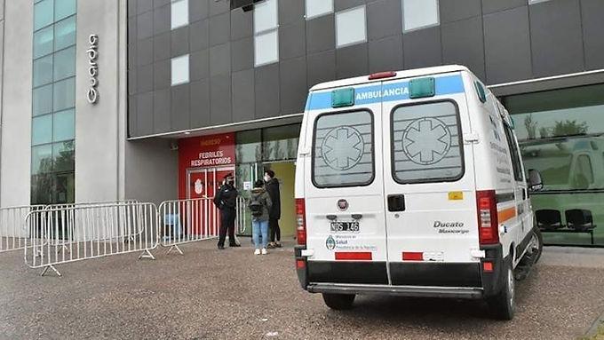 Hay 75 personas internadas por coronavirus en Villa María