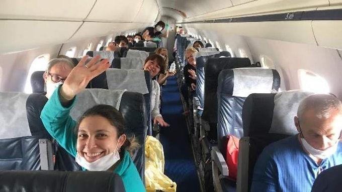 Familia villamariense llegó desde Kiev