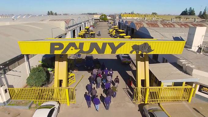 Cierre de año exitoso para Pauny SA con dos mil tractores vendidos