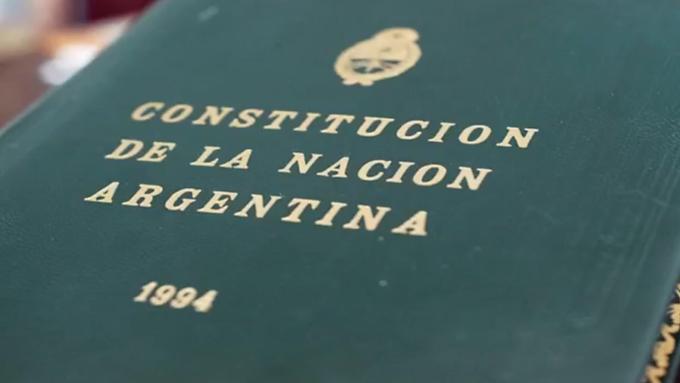 1 de mayo, Día de la Constitución Nacional