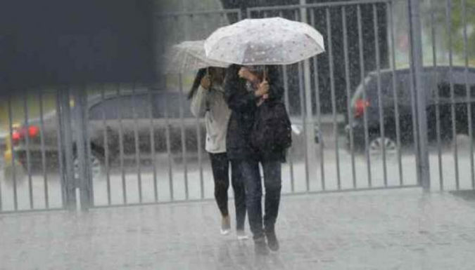 Alerta meteorológica para el norte de Córdoba y tres provincias