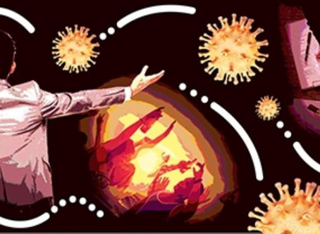 El virus que viajó por la autopista y aprovechó las reuniones sociales