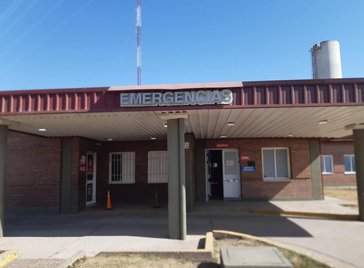 Caso positivo de Covid en personal esencial que prestó servicio en el Hospital de Villa del Rosario