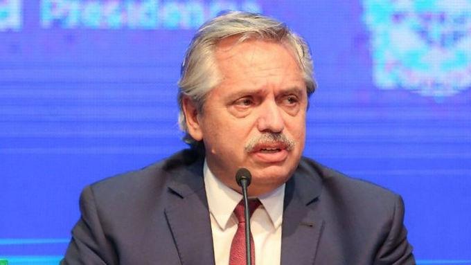 El presidente Fernández define cómo sigue la cuarentena