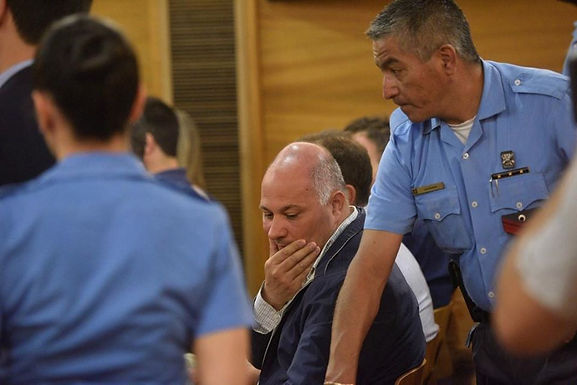 Continúa el juicio a Diego Bechis ex intendente de Pilar