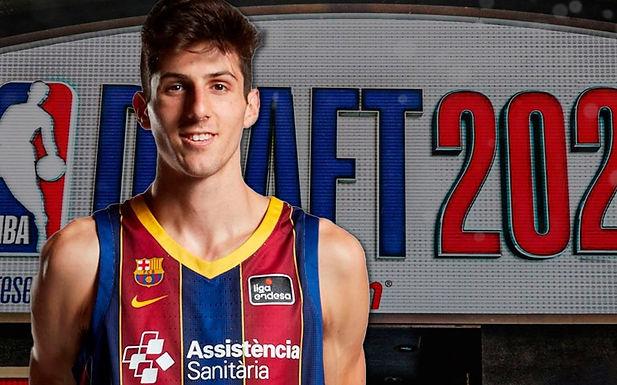 Bolmaro es jugador de NBA