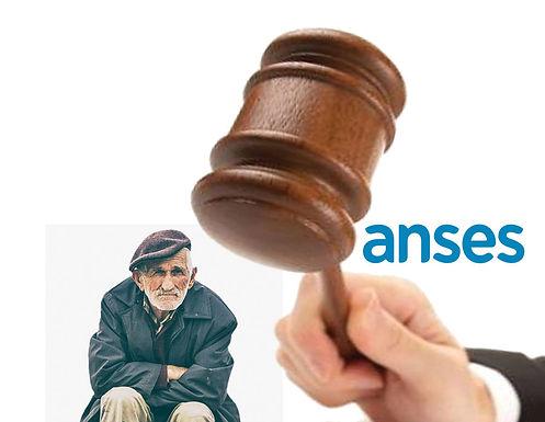 ANSES pierde juicios y hace pagar a los jubilados sus costas