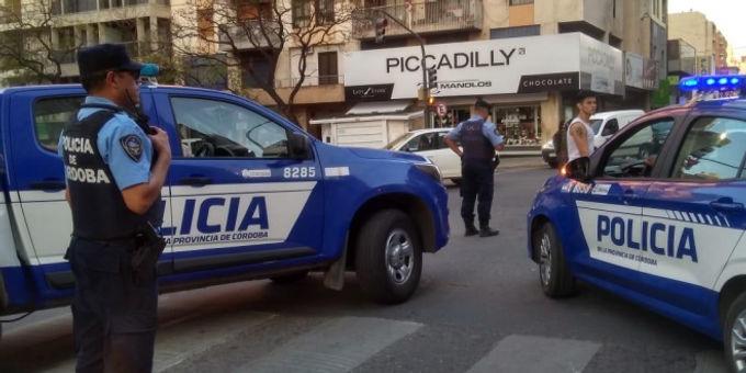 40 detenidos en Córdoba