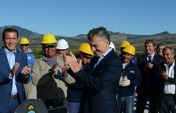 """El Plan Patagonia """"es un primer gran paso hacia el futuro"""""""