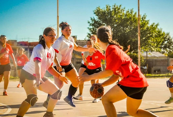 Amistoso de Handball en Río Primero