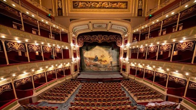 130 años de magia en el Teatro del Libertador