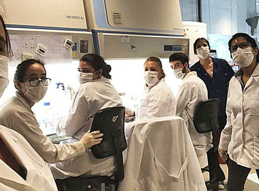 Argentina se suma a la carrera por la vacuna para el coronavirus