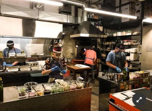 Río Gallegos habilita restaurantes y confiterías