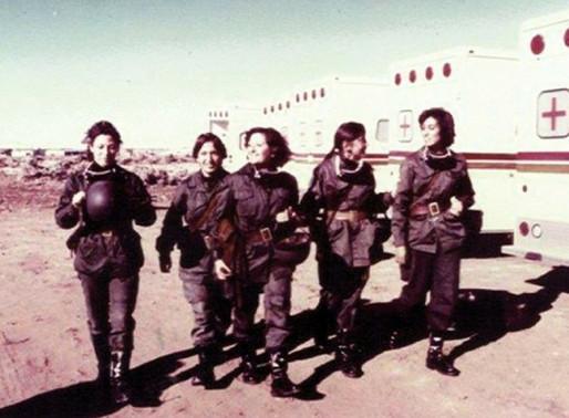 Malvinas: Las mujeres también fueron protagonistas de la guerra