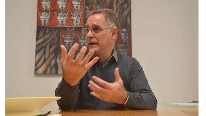 """Agustín Roberi, de Alladio: """"Ninguna empresa tiene espalda infinita"""""""