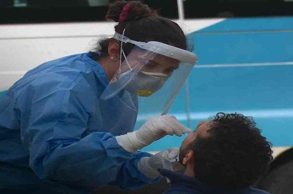 Dieron negativo los hisopados a 30 empleados en Laguna Larga